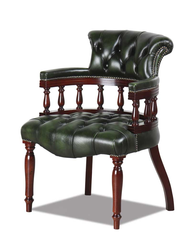 Chesterfield b ro drehsessel und st hle - Chesterfield stuhl ...