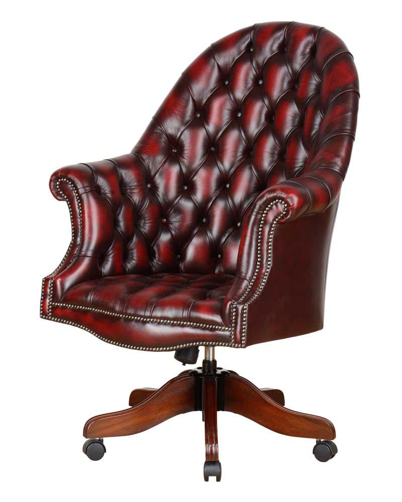 Chesterfield b ro drehsessel und st hle for Sessel auf englisch