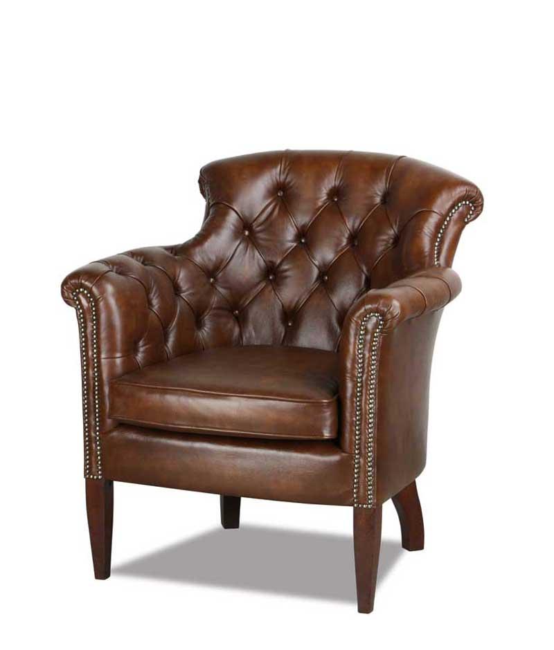 echte englische chesterfield sessel und ohrensessel. Black Bedroom Furniture Sets. Home Design Ideas
